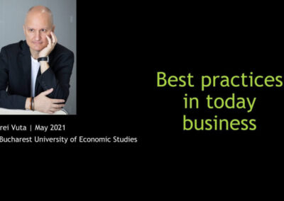 Best practices in today business