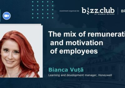 The mix of remuneration and motivation of employees